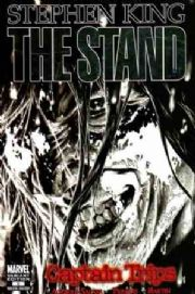 The Stand Captain Trips #5 Bermejo Retail Sketch Variant (2008) Stephen King Marvel comic book